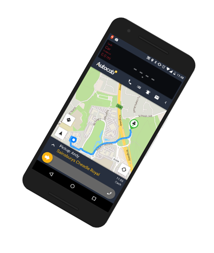 Autocab Technology Platform | Taxi Booking and Dispatch Software & Apps